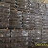 Compressed wood logs 110 bags each 10 kg
